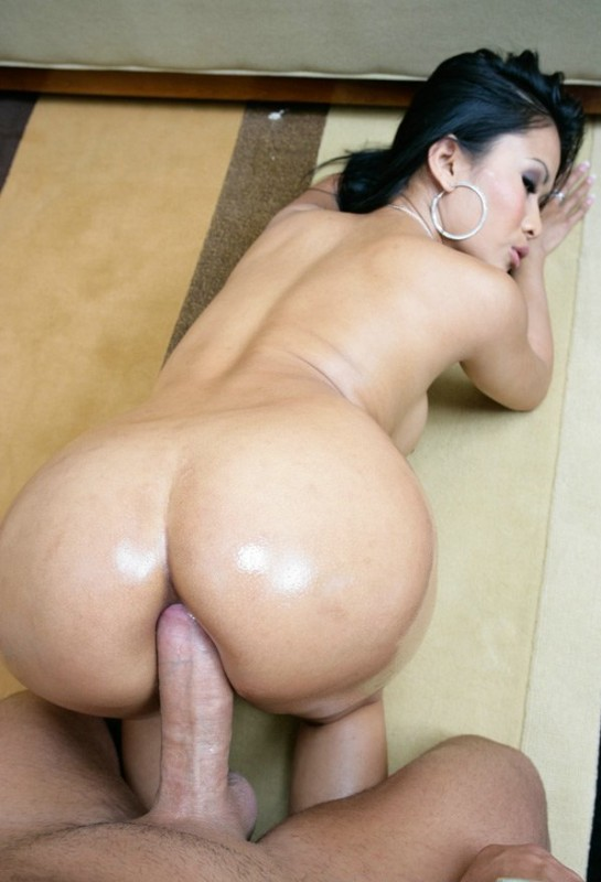 Asian Anally Fucked Raw
