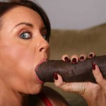 Blonde-MILF-Playing-With-a-Big-Black-Cock--1